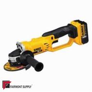 DeWALT DCG412P2 Cordless Cut-Off Tool Kit