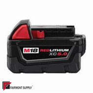 Milwaukee M18 Rechargeable Cordless Battery Pack (48-11-1850)