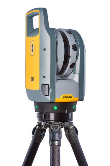 Trimble X7 3D Laser Scanning System | Precision Laser & Instrument