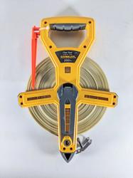Komelon 6200E 200ft. Fiberglass Measuring Tape Reel