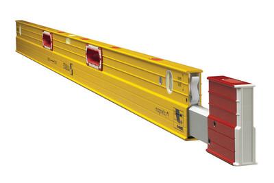 Stabila Magnetic Plate Level Type 106TM Extendable Plate Level 34610 | Precision Laser & Instrument