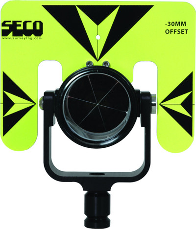 "Seco 62mm Premier Prism Assembly (5.5"" x 7"" Target) 6422-02-FLB florescent yellow  