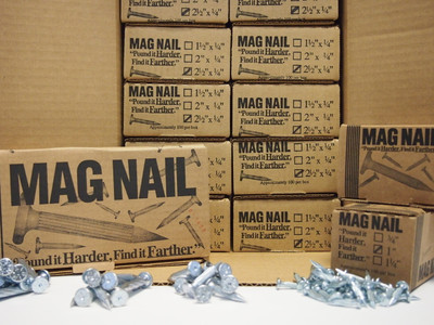 Magnail's for field work