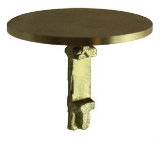 Brass Dome Survey Marker
