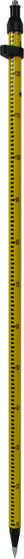 Seco 2m Snap-Lock Rover Rod with Outer GT Grad (Tenths) - Yellow