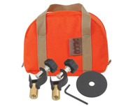 Offset kit shown w/bag