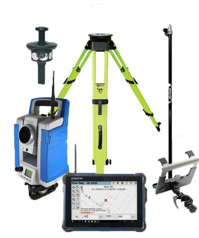 Nikon Focus 35 RX Robotic Total Station Package (SUMF-35005) | Precision Laser & Instrument