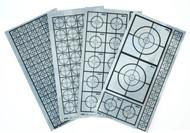 Reflector Target Sheets