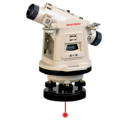 LT8-300LP Universal Optical Level Transit, with Laser Plummet (46-D8872) | Precision Laser & Instrument
