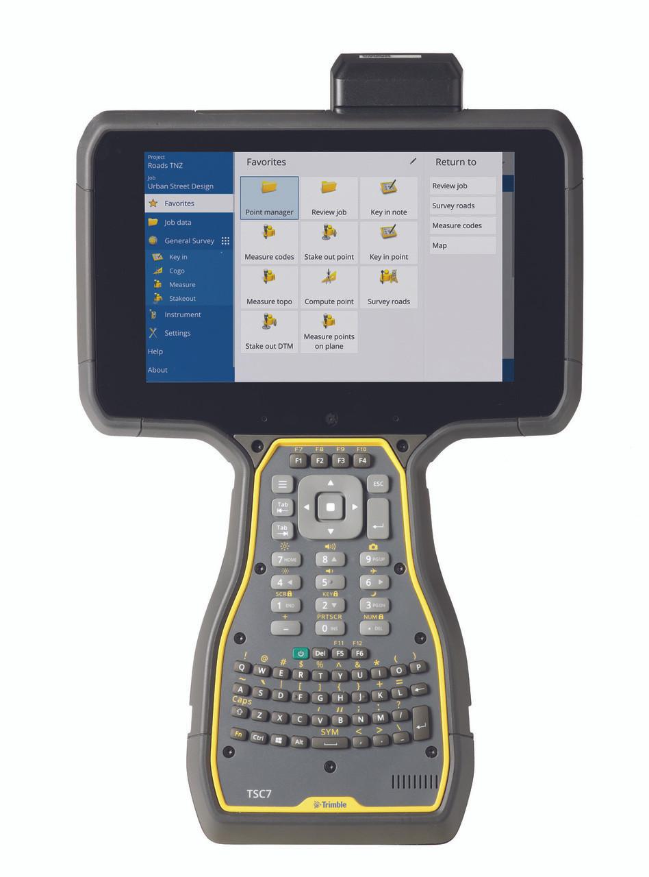 Trimble TSC7 Data Controller