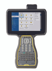 Trimble TSC7 Rugged Handheld Data Collector Front Trimble Access Radio Module | Precision Laser & Instrument