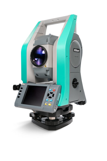 XF Total Station Front   Precision Laser & Instrument