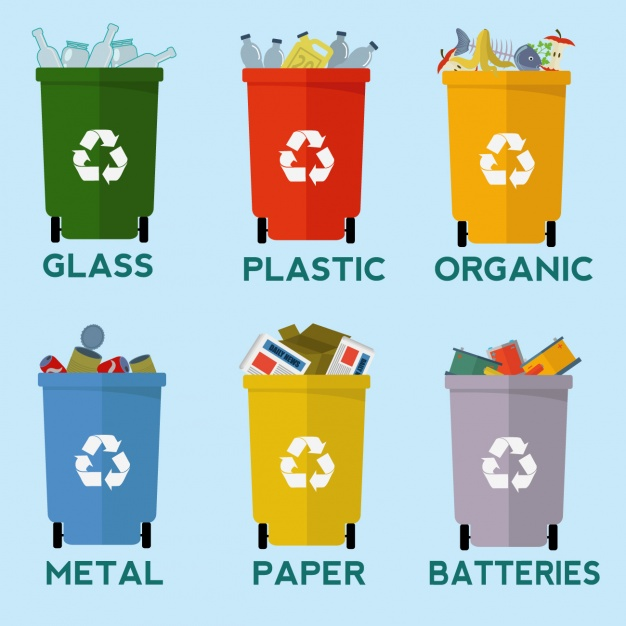 Recycle With Us