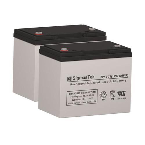 Replacement Batteries for Permobil® C400™ VS Junior