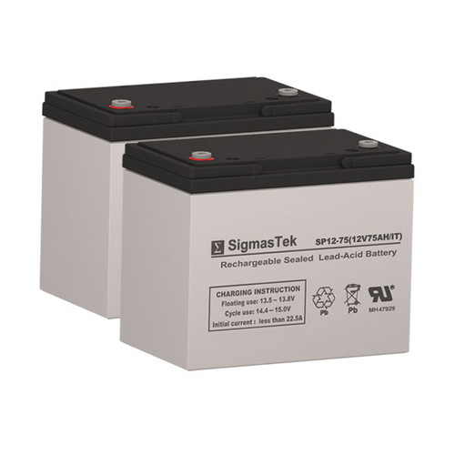 Replacement Batteries for Permobil® C500™ Aeron™