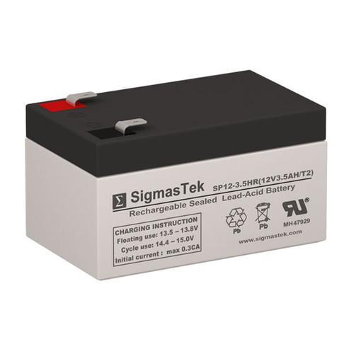 APC BACK-UPS ES BE350U 12V 3.5AH UPS Replacement Battery