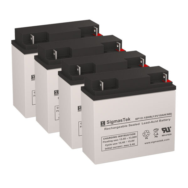APC SMART-UPS SMT SMT3000 Battery Set