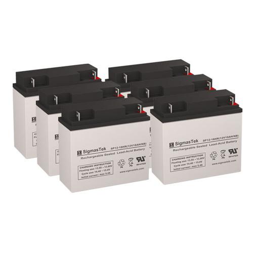 Deltec 2036c Battery Set