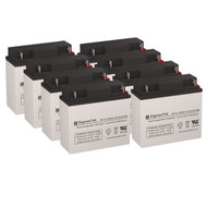 8 Emerson AP23 3KVA 12V 18AH UPS Replacement Batteries