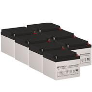7 General Power GPS-3K-120-61 12V 26AH UPS Replacement Batteries