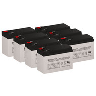 7 Para Systems Minuteman 1000 12V 7.5AH UPS Replacement Batteries