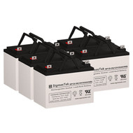 5 Topaz 83265-01 12V 35AH UPS Replacement Batteries