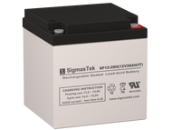 Simplex Alarm 20819287 (Replacement) Battery