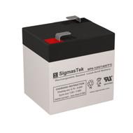 Sonnenschein A206/1K 6V 1AH Emergency Lighting Battery