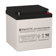 Enersys HX135B High Rate Replacement Battery