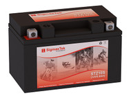 BMW 1200CC HP4 with Alarm System 2013-2014 motorcycle battery