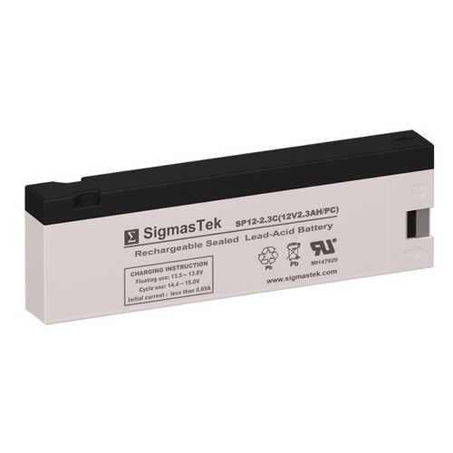 Amstron VPA-BP88 Replacement 12V 2.3AH SLA Battery