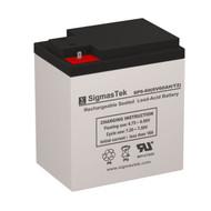 SigmasTek SP6-60 Replacement 6V 60AH SLA Battery