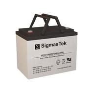 Power Battery TC-1290S 12V 83AH High Rate Battery