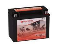 Power Sonic PTX15L-BS motorcycle battery