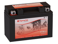 SigmasTek ST9B-4 motorcycle battery