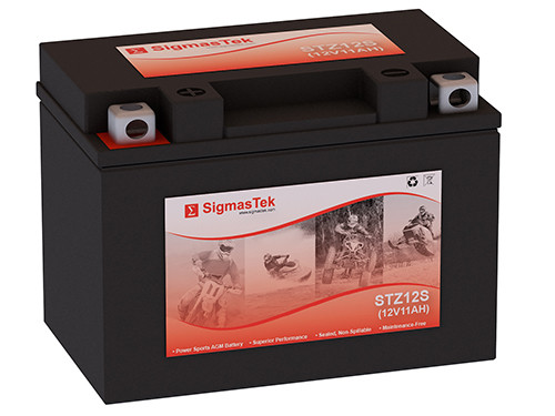SigmasTek STZ12S motorcycle battery