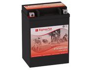SigmasTek STX14AH-BS motorcycle battery