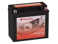 SigmasTek STX20HL-BS (310CCA) Battery