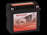 SigmasTek STX20HL-BS (310CCA) Battery
