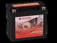 SigmasTek STX20H-BS (310CCA) Battery