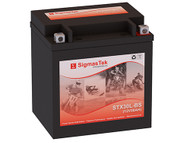 SigmasTek STX30L-BS motorcycle battery