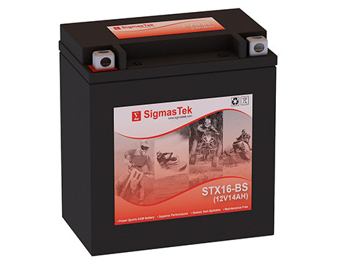 Adventure Power UTX16 motorcycle battery