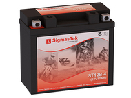 Interstate Battery CYT12B-BS motorcycle battery