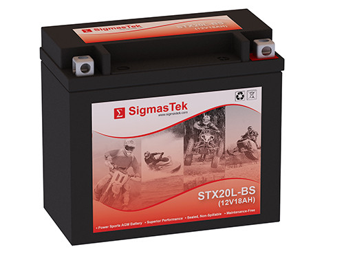 Yacht CTX20L-BS motorcycle battery