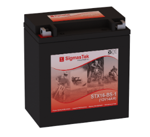 Deka ETX16 Replacement Battery
