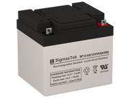 SigmasTek SP12-50 NB SLA Battery
