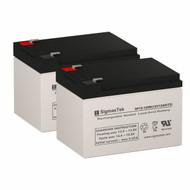 APC Back-UPS Pro 650VA BK650IPNP UPS Battery Set (Replacement)
