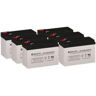 Emerson-Liebert GXT2 9A 72V UPS (Replacement) Battery Set
