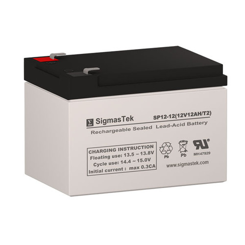 APC Back-UPS Pro 650 BP650BLK UPS (Replacement) Battery