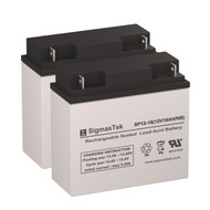 APC Smart-UPS 1400 (DL1400) (Replacement) Battery Set